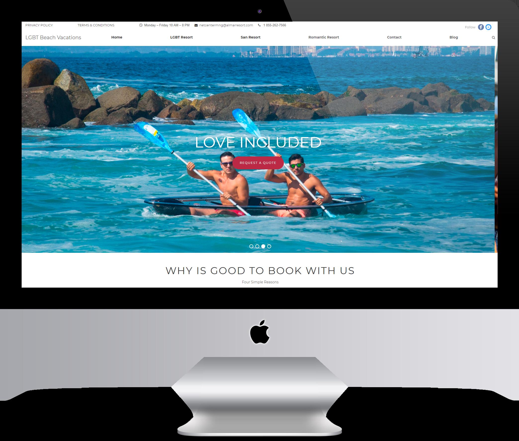 portadas de portafolio Diseño Web PV 1