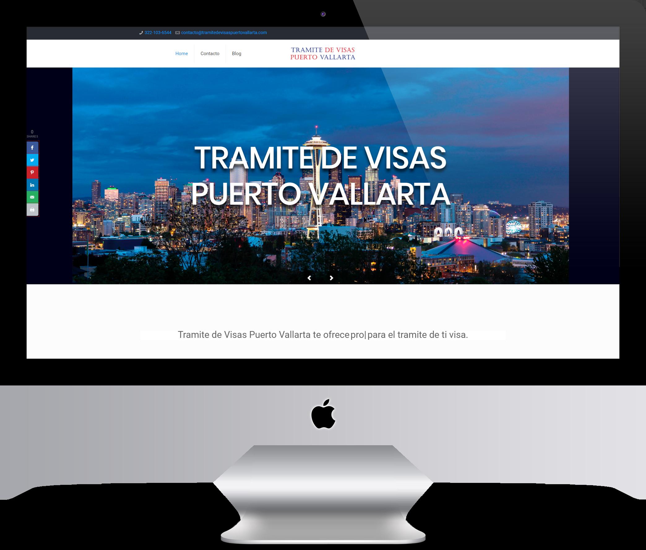 portadas de portafolio Diseño Web PV