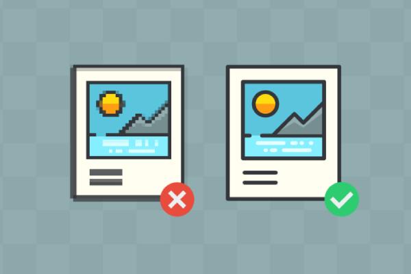 Consejos para mejorar el uso de imágenes en páginas web