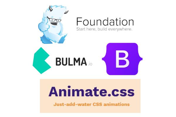 Los mejores frameworks para CSS
