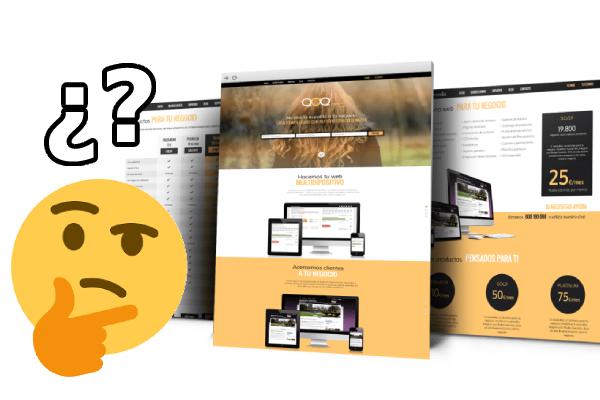 ¿Cómo hacer un diseño de páginas web
